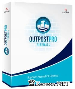 Outpost Firewall Pro 2008 v.6.0.2225