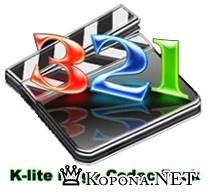 K-Lite Mega Codec Pack и K-Lite Codec Pack 3.7 - свежие кодеки