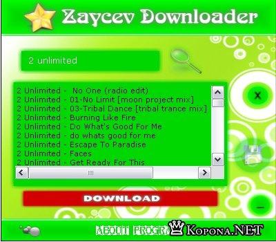 Zaycev Downloader 1.1