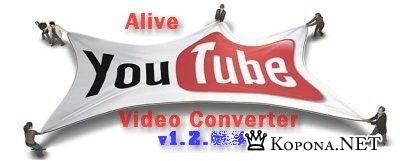Alive YouTube Video Converter v1.2.8.8