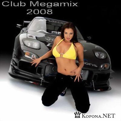 VA - Club Megamix 2008 - 2CD (2007)