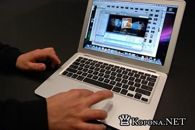 Сверхтонкий ноутбук MacBook Air