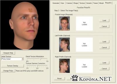 FaceGen Modeler 3.1.2 Full + Keygen