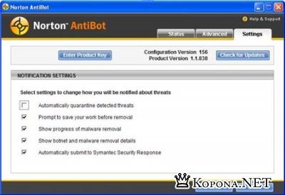 Norton AntiBot 1.1.838