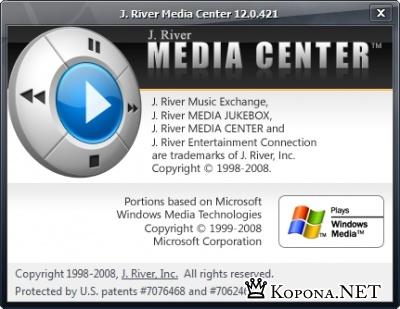 J. River Media Center 12.0.421