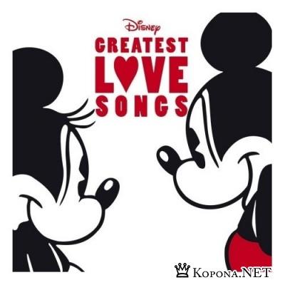 VA - Disney Greatest Love Songs (2008)