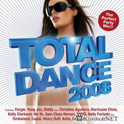 VA - Total Dance 2008 (2008)