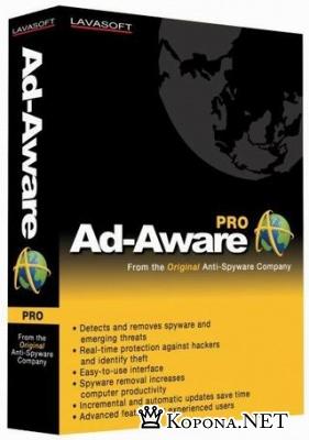 Lavasoft Ad-Aware 2007 Professional 7.0.2.5.Full