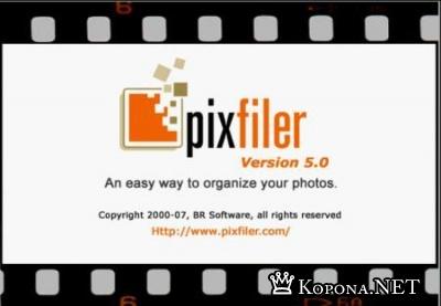 BR Software PixFiler v5.1.4 2008
