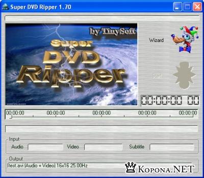 Super DVD Ripper 2.39
