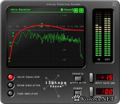 iZotope Ozone (Plugin for Windows player)