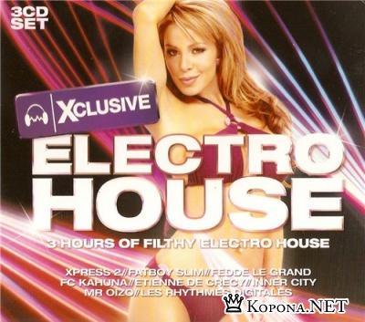 VA - Xclusive Electro House (2007)