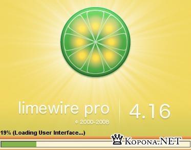 Portable LimeWire Pro 4.16.3
