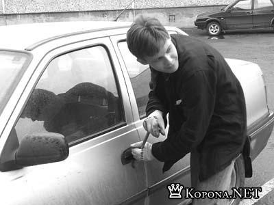 В российской столице появился новый способ угона автомобилей.