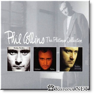 Phil Collins - The Platinum Collection (3CD)(2004)