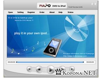Plato Video To iPod Converter 4.81