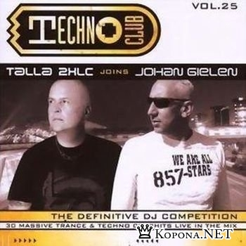 Techno Club Vol 25 (2008)