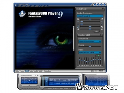 FantasyDVD Player Platinum 9.4.2