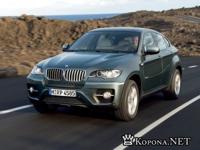 BMW X6 & X5 Wallpapers pack