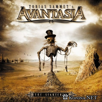 Avantasia - The Scarecrow (2008) [Retail]