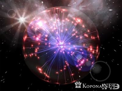 Space Plasma 3D Screensaver