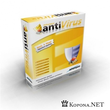 Ashampoo AntiVirus 1.60 Multilanguage