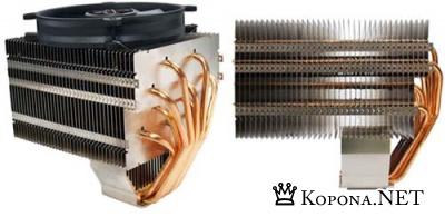 Кулер Scythe Orochi: 10 тепловых трубок + 140-мм вентилятор