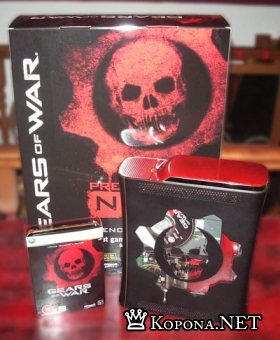 Microsoft в ноябре выпустит Gears of War 2