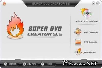 Super DVD Creator 9.5