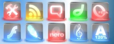 NeonS Icons