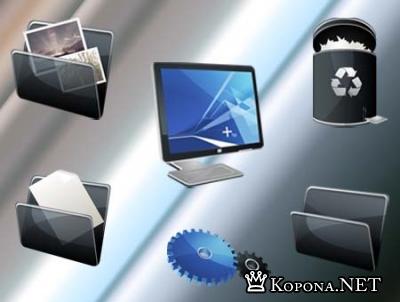 HP Dock Icons