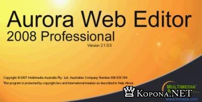 Aurora Web Editor 3.3.1.0