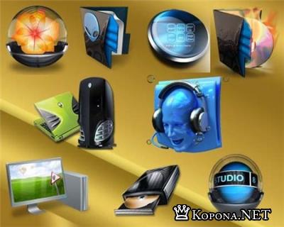 Mega Pack Top Icons