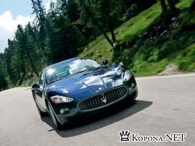 Maserati GranTurismo Coupe - wallpapers pack