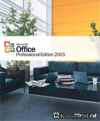 Microsoft Office 2003 Pro With SP3