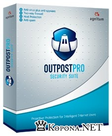 Outpost Security Suite Pro 2008 Build 6.0.2284 Multilanguage