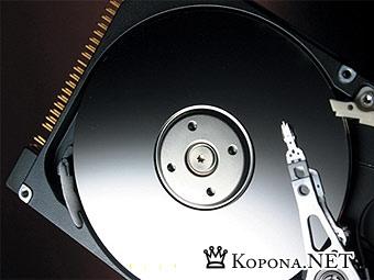 Sony создаст сверхъемкие жесткие диски