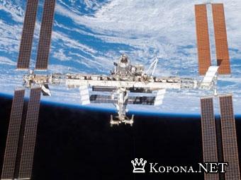 Мужская часть экипажа МКС 8 марта будет драить станцию.