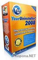 Your Uninstaller! 2008 PRO v6.1.1246