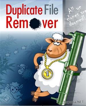 Duplicate File Remover v1.5 Build 464