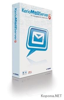 Kerio MailServer v6.5.0 build 5340