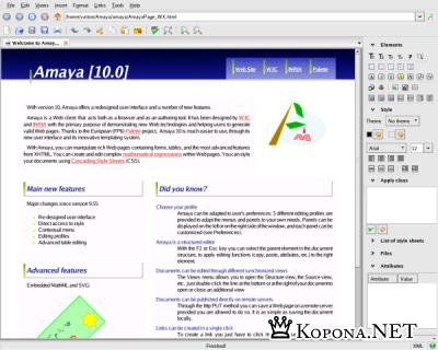 Amaya 10.0.0 Final