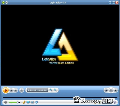 Light alloy 4.3 build 711