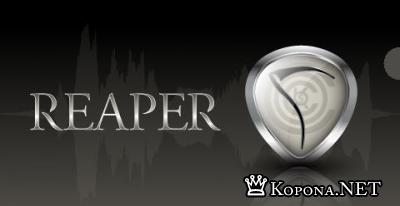 Reaper 2.107