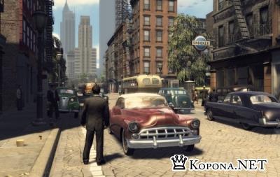 Mafia II — первые скриншоты