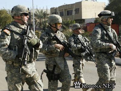 Ядовитая вода Ирака убивает солдат США