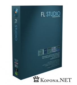 FL Studio 8 XXL Producer Edition + Keygen
