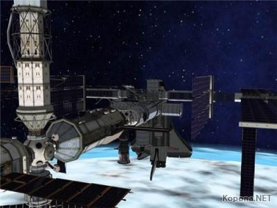 International Space Station 3D - Screensaver