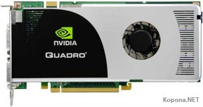 Leadtek Quadro FX 3700 для настоящих профи