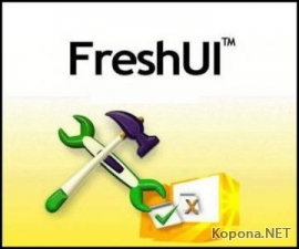 Fresh UI 8.03